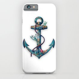 Lost at Sea iPhone Case