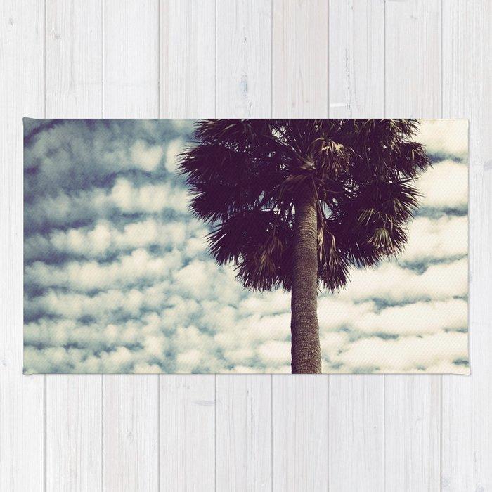 Charleston Palm Rug
