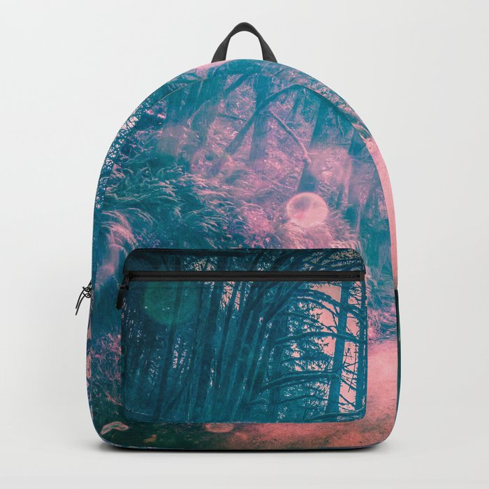 Pink Magical Path Backpack