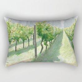 Vineyard Sun Rectangular Pillow