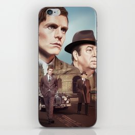 Oxford City Police iPhone Skin