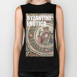 BYZANTINE EROTICA Biker Tank