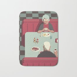 Day Trippers #11 - Diner Bath Mat