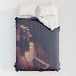 Reserved Haze Comforters