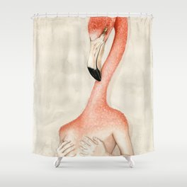 Satisfy me Shower Curtain