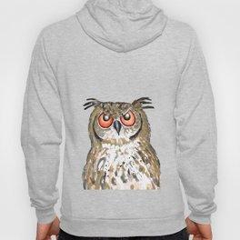 Golden owl Hoody