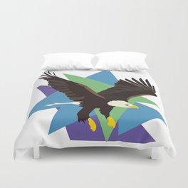 Eagle Duvet Cover