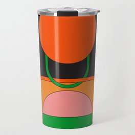 Shapes & Shapes I Travel Mug