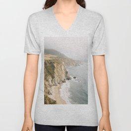 Big Sur California Unisex V-Neck