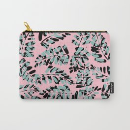 Pop Leaves Carry-All Pouch