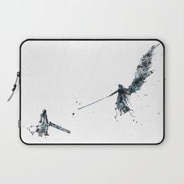 Final Fantasy Watercolor Laptop Sleeve