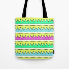 Spiked Tote Bag
