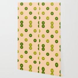 Avo + Pear Wallpaper