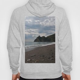 SICILIAN Beach of Forza d'Agro - location of The Godfather Hoody