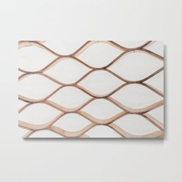 Chicago Honeycomb - Abstract Photography Metal Print