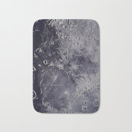 Experiment 01: The Moon, Mare Serenitatis Bath Mat