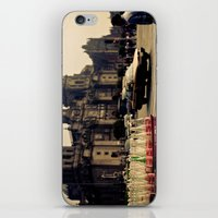 mexico iPhone & iPod Skins featuring mexico by petervirth photography