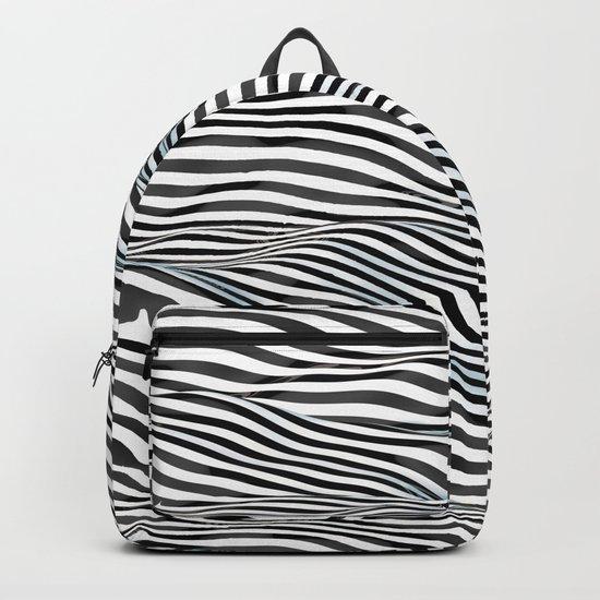 Ocean of Lines Backpack