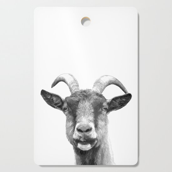 Black and White Goat by alemi