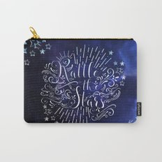 Rattle The Stars - Blue Carry-All Pouch