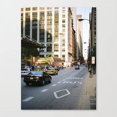 Out There. Canvas Print