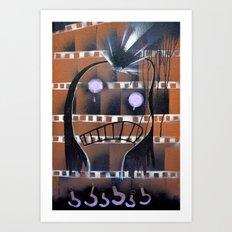 Industry Art Print