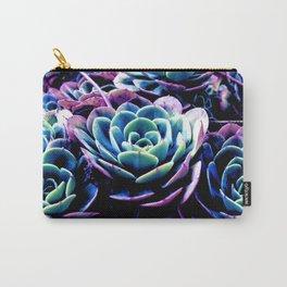 Unicorn Succulent Garden Carry-All Pouch