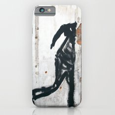 People Disappear, Right Before Our Eyes, Like Old Bricks In a Wall iPhone 6s Slim Case