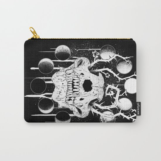 Wings of Sin Collaboration Carry-All Pouch