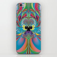 Summer Butterfly iPhone & iPod Skin