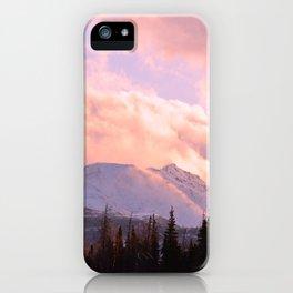 Rose Quartz Turbulence iPhone Case
