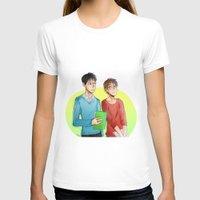 yaoi T-shirts featuring Stolovan by IanShan