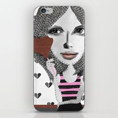 Forget LOVE... I'd rather fall in CHOCOLATE iPhone & iPod Skin