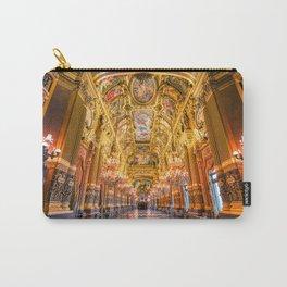 Palais Garnier grand foyer in Paris, France. Carry-All Pouch