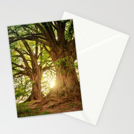 Magnificent Forest Stationery Cards