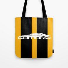 Camaro Tote Bag