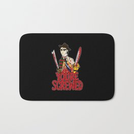 Slasher Mash (SFW) Bath Mat