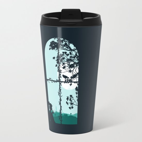 Mad World II Travel Mug