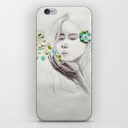 Wish iPhone Skin