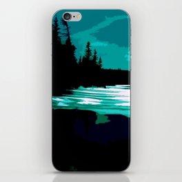 utah lake iPhone Skin