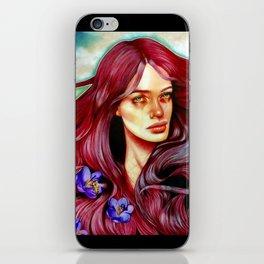Saffron's Honey iPhone Skin