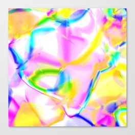 Abstract Abstract YY Canvas Print
