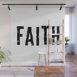Christian Faith Wall Mural