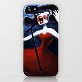 Kimbra iPhone Case