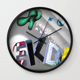 EKD Wall Clock