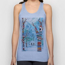 Forelsket ('Falling in Love' in Norwegian) Unisex Tank Top