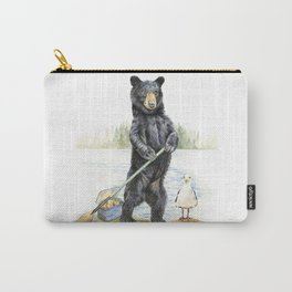 Beach Bandits Carry-All Pouch