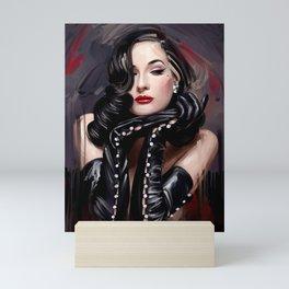 Dita Mini Art Print