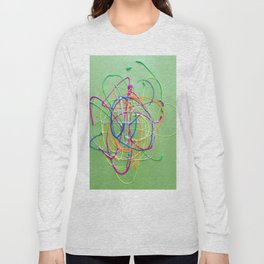 Colors in Team Acrylic Long Sleeve T-shirt