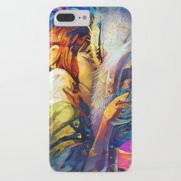 Spirited Friends iPhone Case